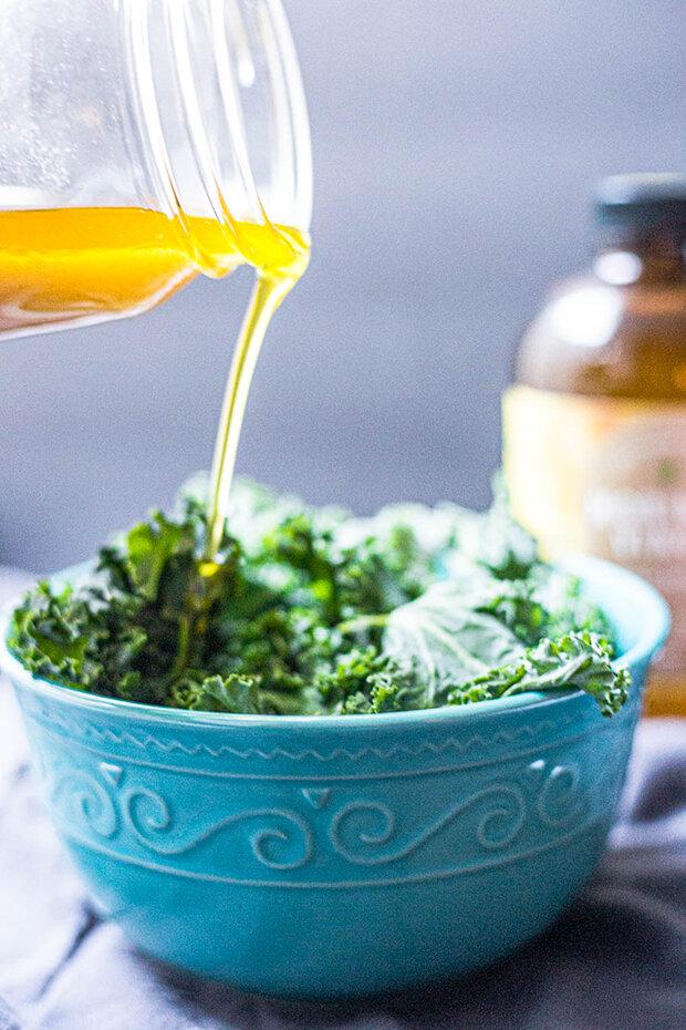 Ginger Lemongrass Salad Dressing moringa vinga