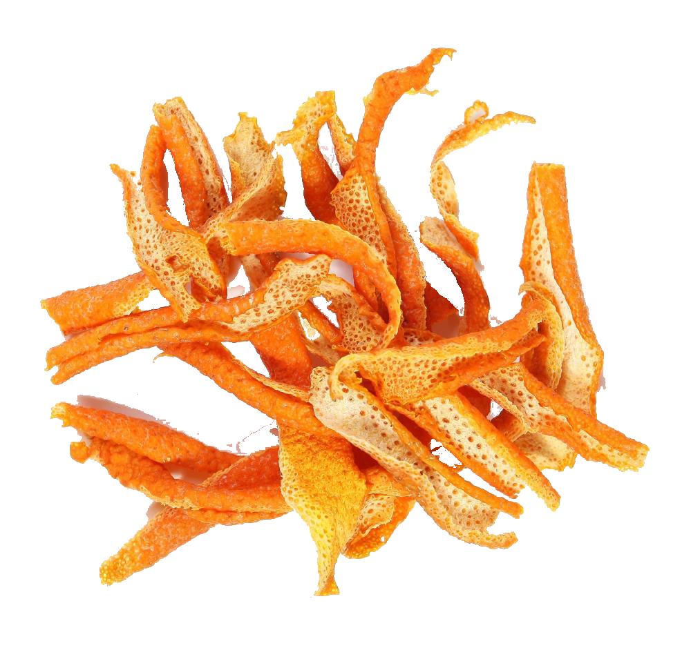Organic Orange Peels